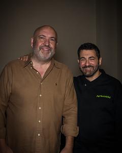 Jeff Linden & Jeff The 420 Chef
