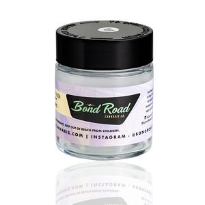 Bond Road 4oz Child-Resistant Glass Jars Custom Packaging