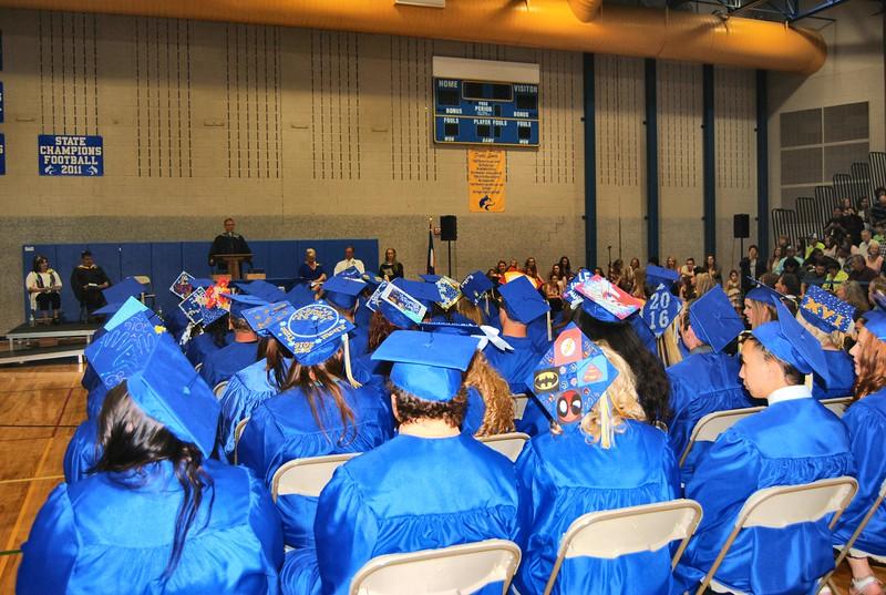 2016 Florence High School Graduation.