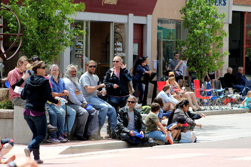 2016 Cañon City Music and Blossom Festival Parade