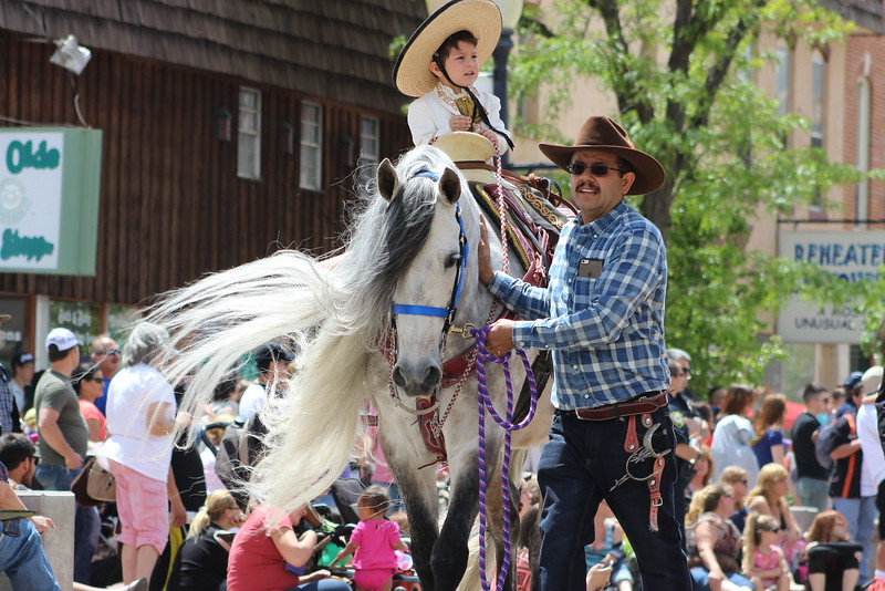 2016 Cañon City Music and Blossom Festival Parade