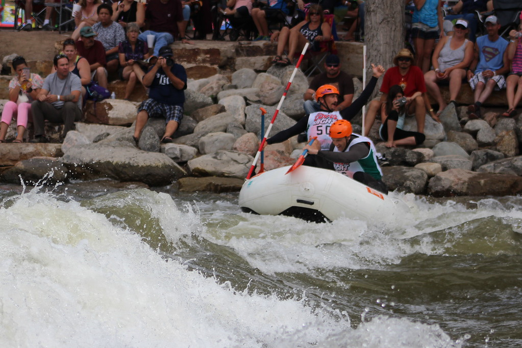 . 2016 Royal Gorge Whitewater Festival