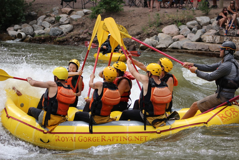 2016 Royal Gorge Whitewater Festival
