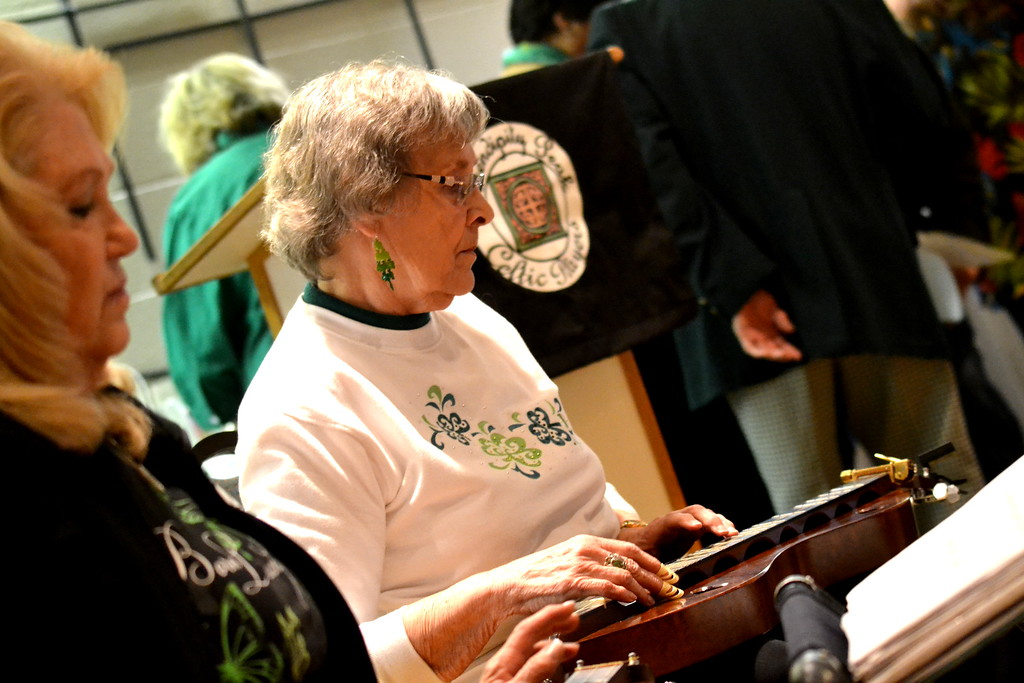 . Serendipity Peak Dulcimer Club performs Saturday during the Colorado Museum of Prisons� Ceili event.