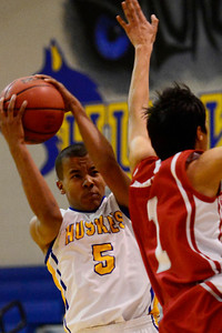 Florence v Fountain Valley. Jeff Shane/ Daily Record