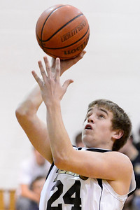 Tiger Wesley Jaynes against Pueblo County. Jeff Shane/ Daily Record