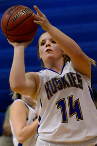 Husky Amanda Shade against Buena Vista. Jeff Shane/ Daily Record
