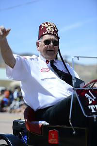 Al Kaly Shriners 2013 Blossom Parade. Jeff Shane/ Daily Record