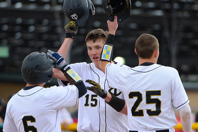 Tigers  against Pueblo South Thursday at Justin Field. Jeff Shane/ Daily Record