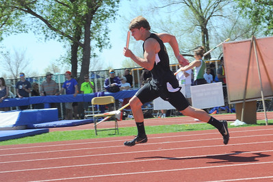 State track and field meet Thursday in Lakewood. Brandon Hopper/Daily Record