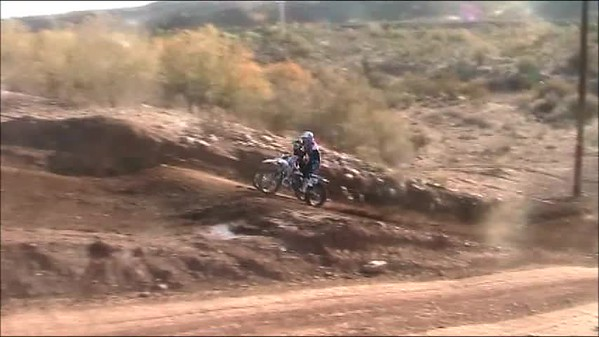 CANYON 4-4-2018 G # 1 VIDEO MOTOCROSS PRACTICE RSAZ