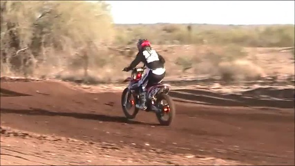CANYON 4-4-2018 G # 2 VIDEO MOTOCROSS PRACTICE RSAZ