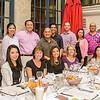 Kaiser Riverside Lab Management Team: (sitting, L-R) Opal Hallman, Berta Furukawa, Joanne Jocom, Rene Clark, Marissa Calilung, and AMGA Kim Labiaga; (standing, L-R) AAMD Dr. Michael Neri Jr., Rika Wakelin, Tricia Jasper, Carlo Punu, Ben Salas, Richard Ulep, Ken Gravley, Anna Raymond, Dennis Banaag, Denise Topliff, and Dr. Mark Taira.
