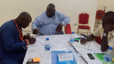 Group Dynamics and Leadership training for KEFFES RDCs