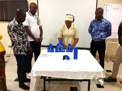 Group Dynamics and Leadership training fr Dodo River RDC