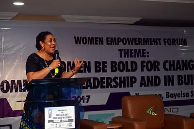 International Women's day Bayelsa 2017