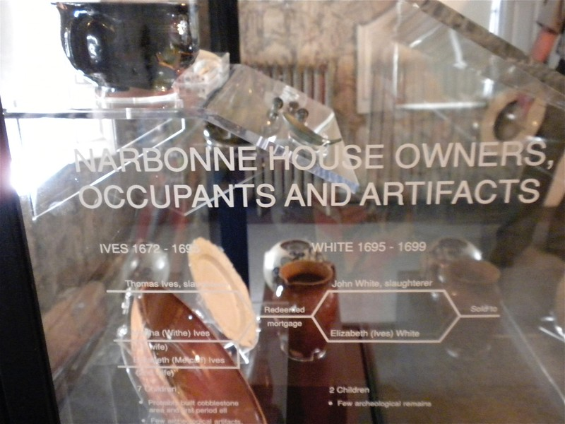 Durby  and Narbonne House Tours conducted by a National Park Service Ranger by Doug