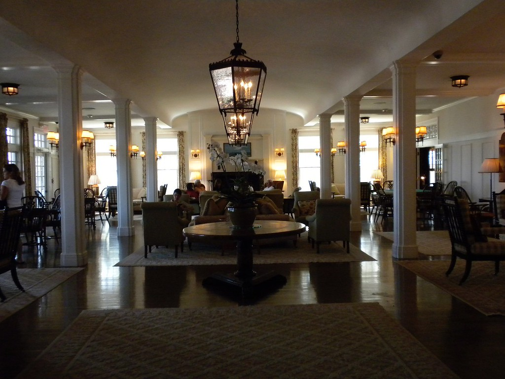 Chatham Bars Inn Hotel Lobby