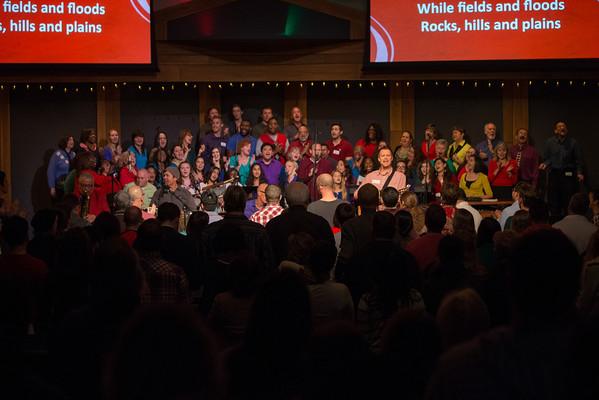 CA Christmas Celebration 2013