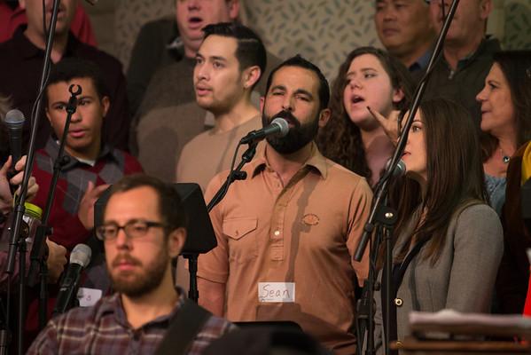 CA Harvest Worship 2013