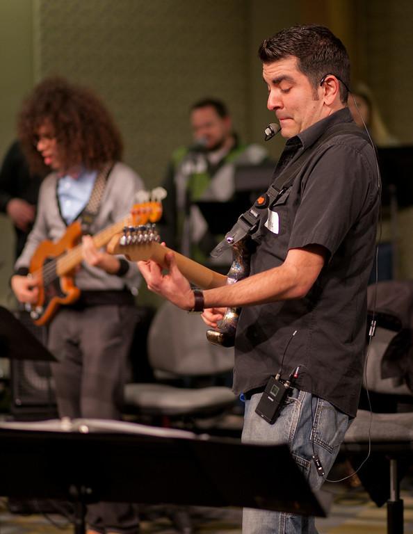 CA Worship Rehearsal 01-15-2012