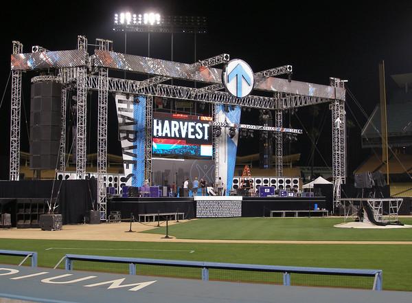 Harvest Crusade @ Dodgers Stadium 2011