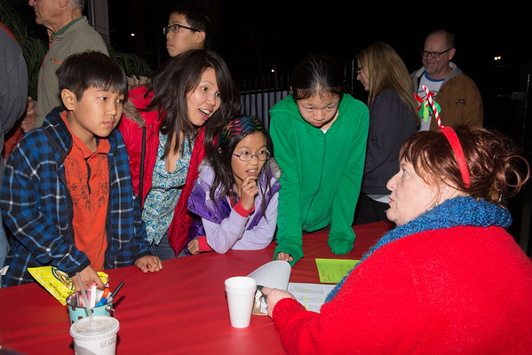 Kids Hope Christmas Party 2014