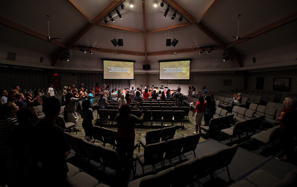 Worship Team Worship Evening 7/2011