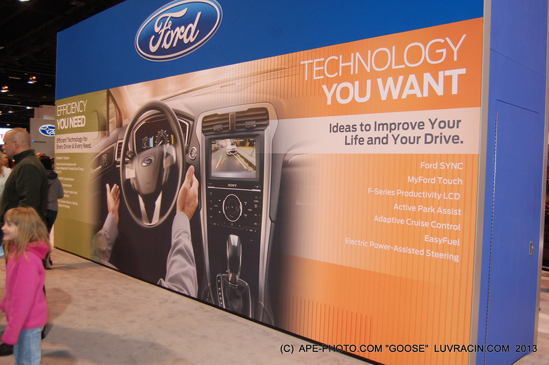 FORD TECHMOGY YOU WANT