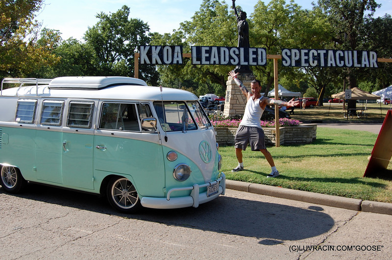 KKOA LEADSLED SPECTACULAR 2011