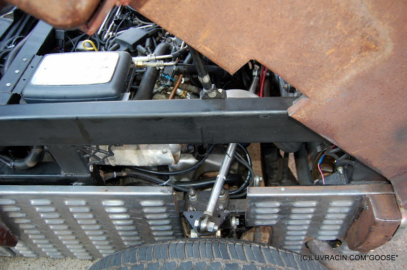 Mid Rear Engine