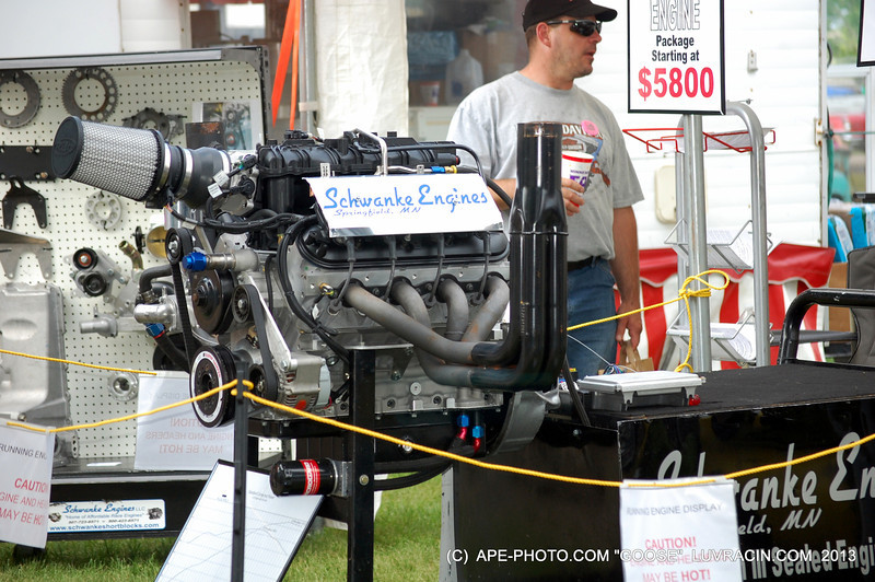 SSHWANKE ENGINES , MN.