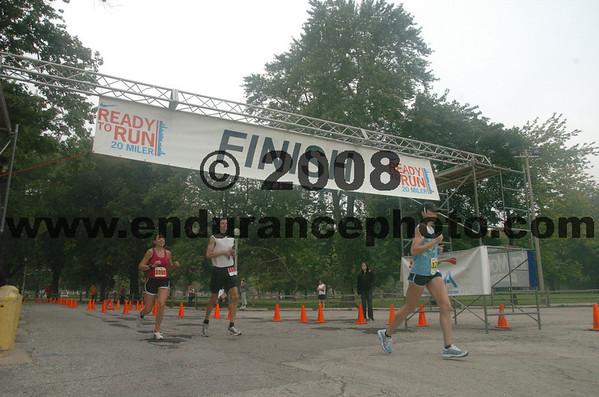 2008 Nike Ready to Run 20-Miler