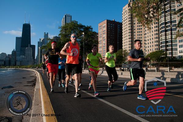 CARA Marathon Training Program - 9/9/2017