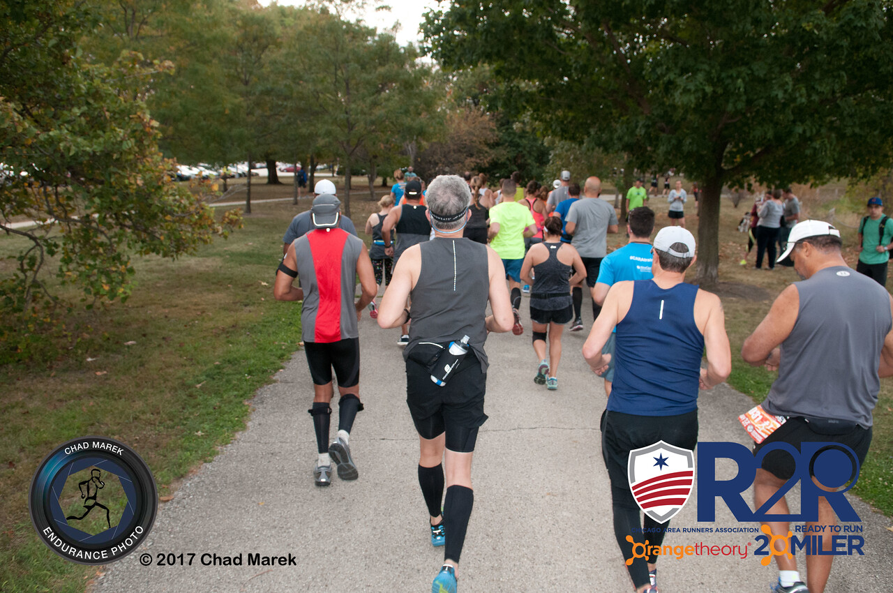 2017 CARA Ready to Run 20 Miler