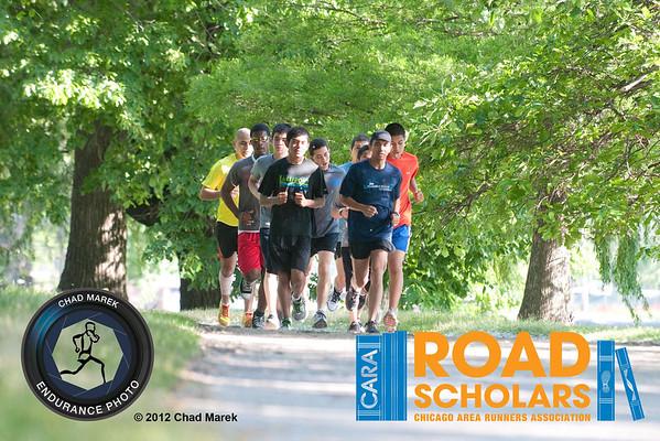 CARA Road Scholars - 2012