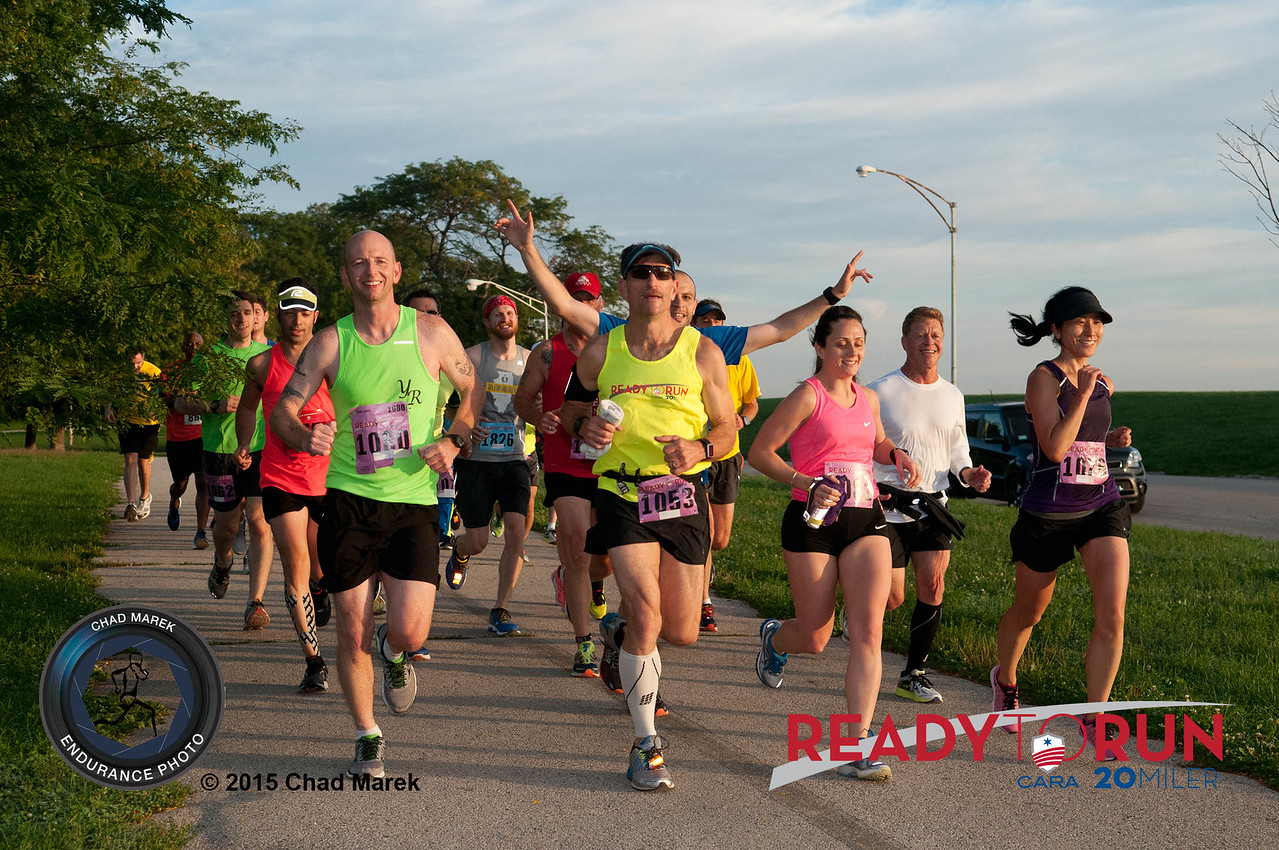 2015 CARA Reaady to Run 20 Miler