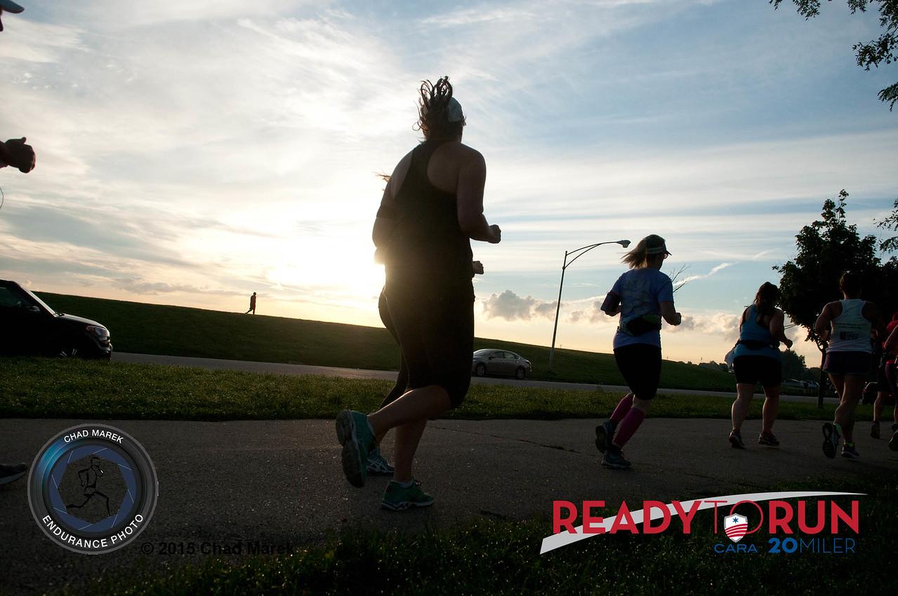 2015 CARA Reaady to Run 20 Miler