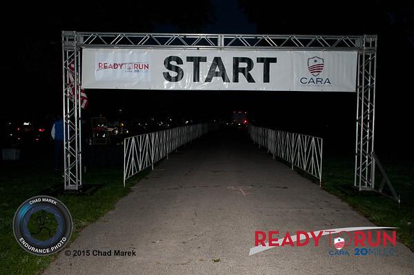 Ready to Run 20 Miler - 9/20/2015