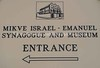 CUR-D 3  Sign to synagogue:museum
