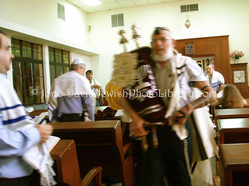 DO-D 12  Chicole with Torah