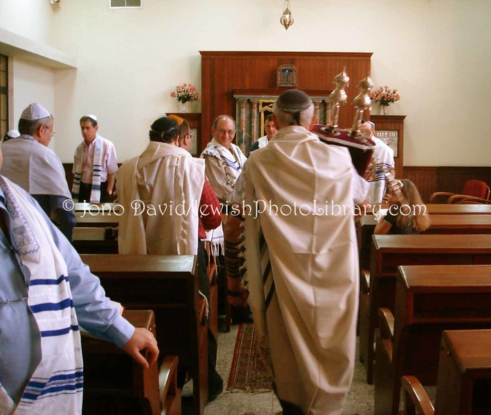 DO-D 14  Chicole with Torah