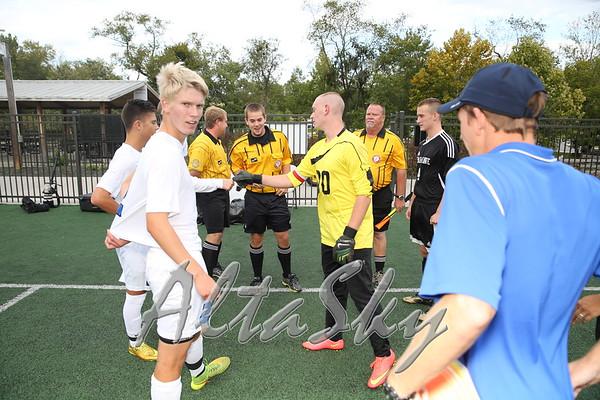 CARLISLE Boys Varsity vs Hargrave 10-06-2014