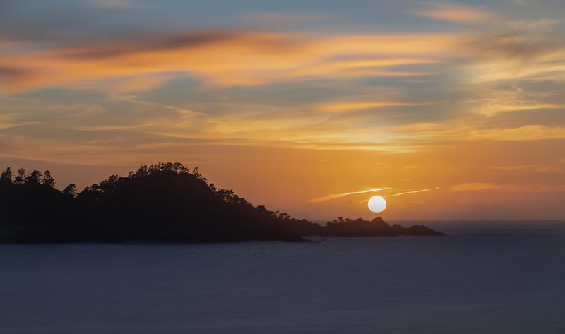 Tip of Lobos Sunset