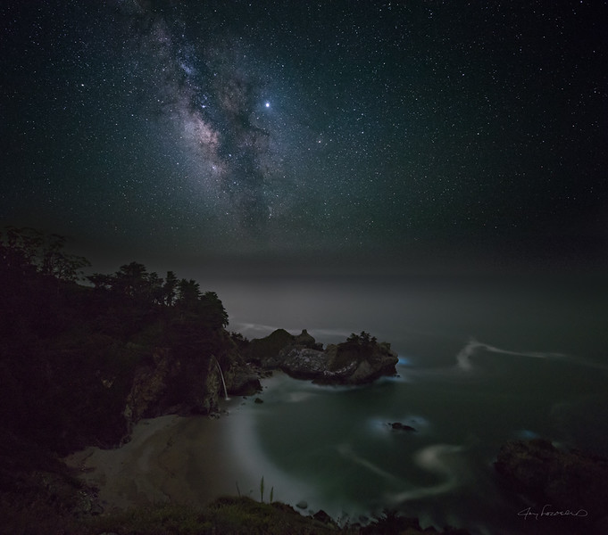 McWay Falls Astral