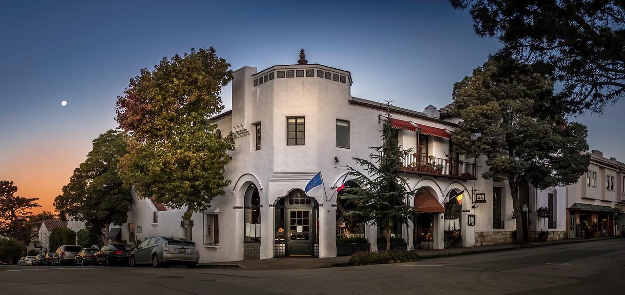 7th and Dolores, La Bicyclette restaurant