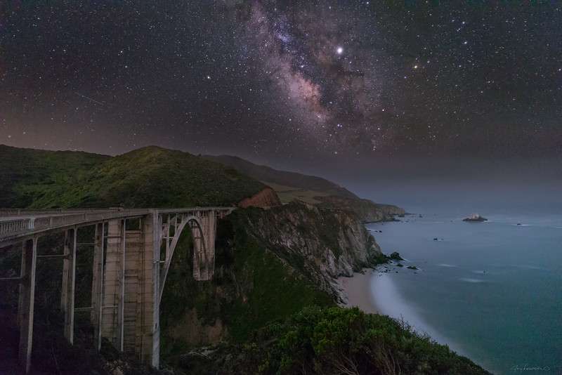 Bixby Bridge Astral