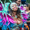 Notting Hill Carnival 2016 Monday parade- 29 August 2016
