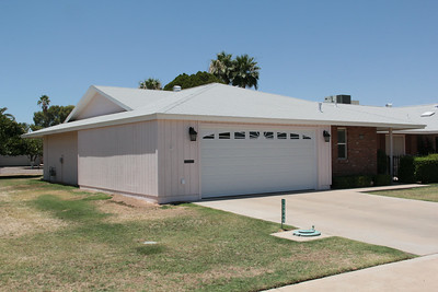 CARPORT CONVERSION INTO GARAGE - SUN CITY