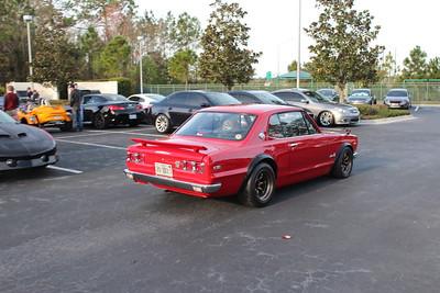 CARS AND COFFEE ORLANDO